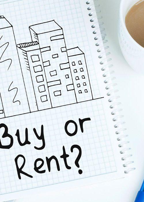 Mieten oder Kaufen – Die Immobilien-Frage